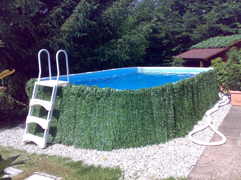 Piscina Da Esterno Fuori Terra piscine fuori terra: prezzo, installazione e vantaggi